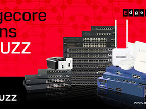 Edgecore Networks signs MBUZZ as a value added distributor for Middle East and Africa.
