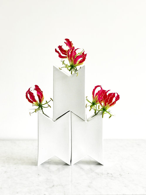 STACKABLE VASES