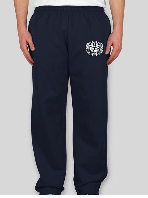 AZMUN Navy Sweatpants