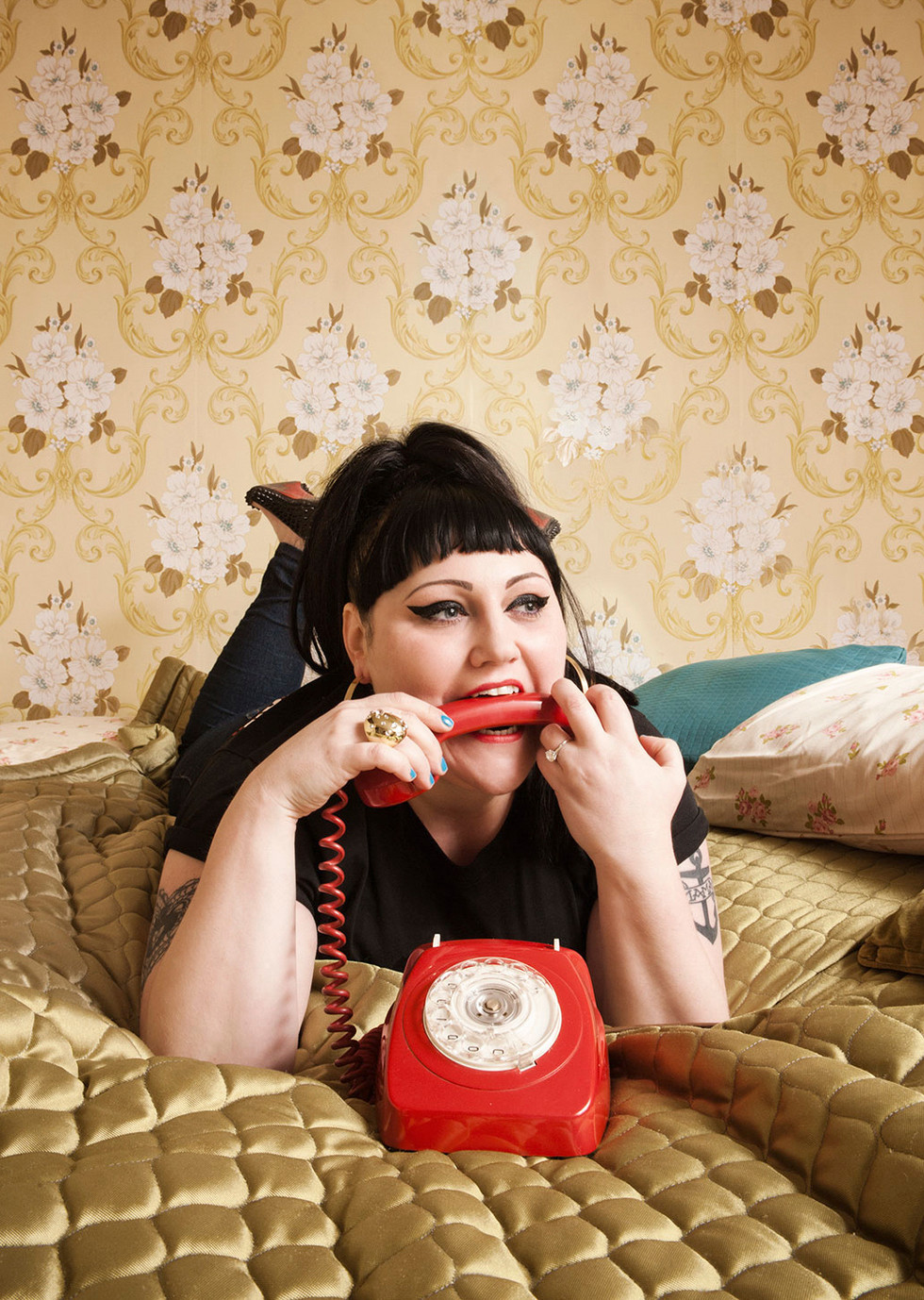 Beth Ditto for Frankie Magazine