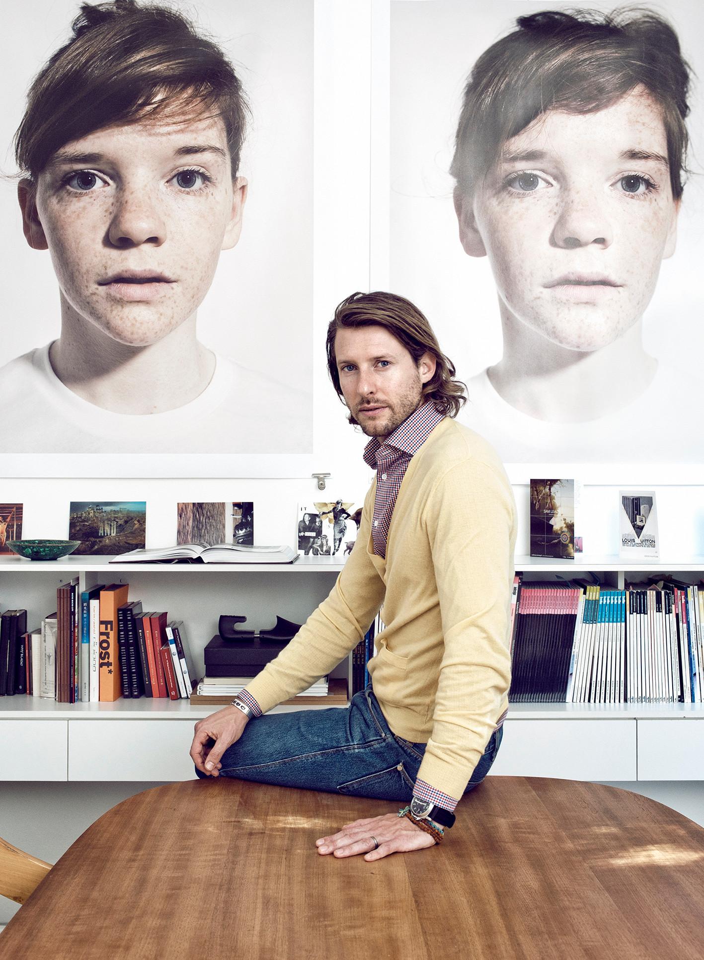 Nick Tobias for Wallpaper Magazine