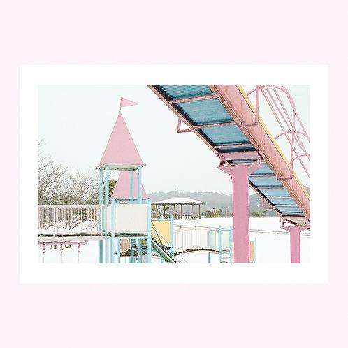 Pink Castle (Seasonal Abandonment of Imaginary Worlds)