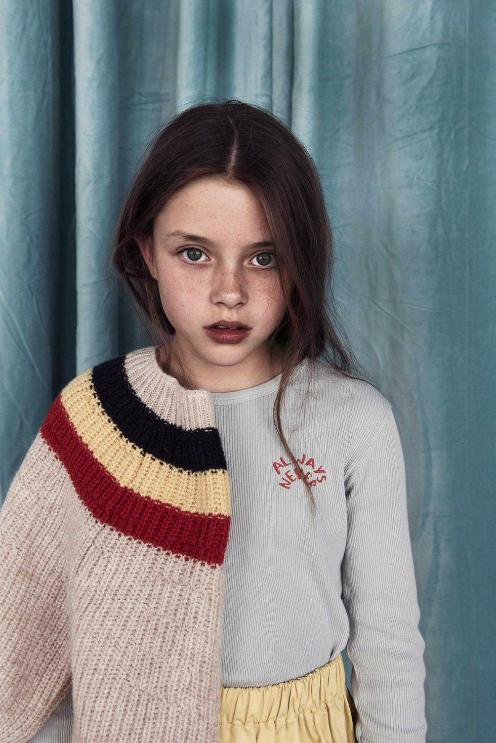 Carine Thevenau_Kids_Unicorn Kids Models