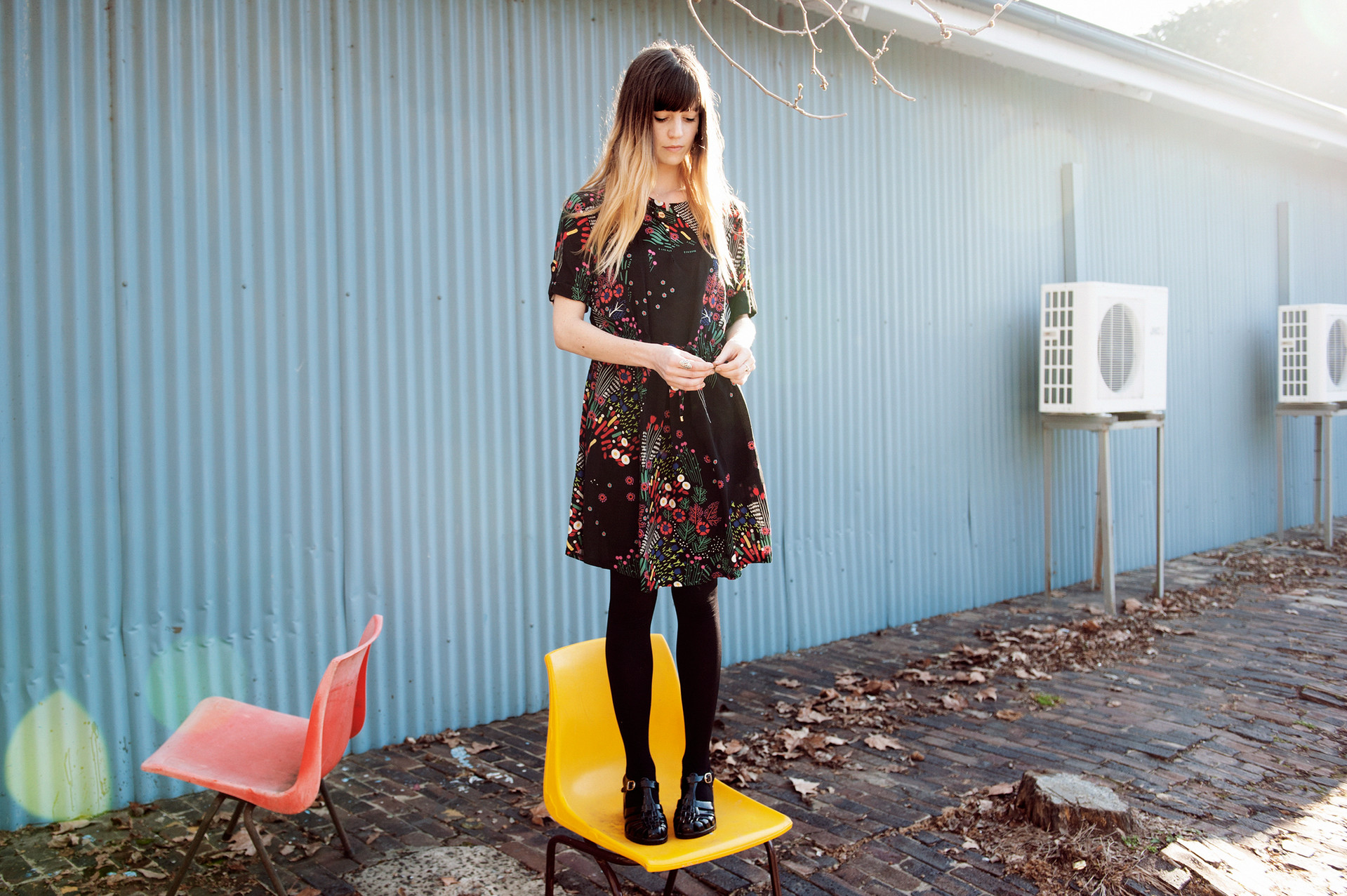 Amy Sinclair for Kate Sylvester