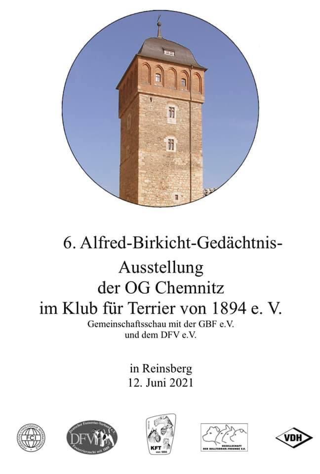 6. Alfred-Birkicht-Gedächtnisausstellung