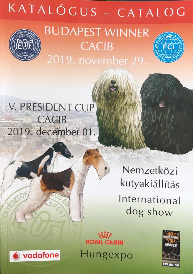 Budapest Winner-CACIB Show