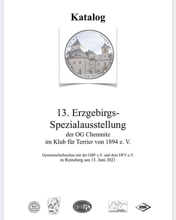 13. Erzgebirgs-Spezialausstellung der OG Chemnitz