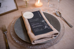 Place Setting - Photography by Lucy Noble