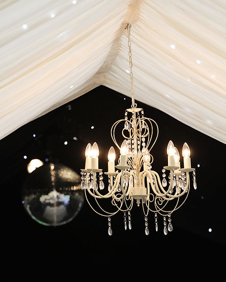 Marquee Wedding Deor