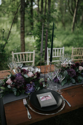 Table Detail - Photography by MT Studio