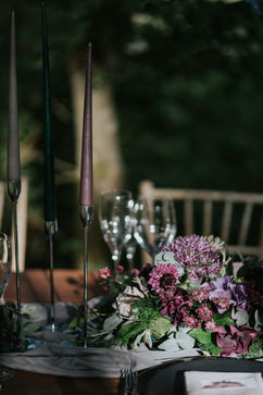 Table Close Up - Photography by MT Studio
