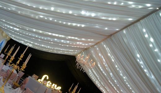 marquee starlight canopy