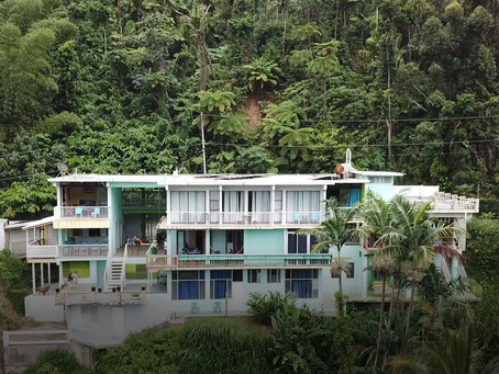 Welcome to Casa Cubuy, the Jungle Getaway!