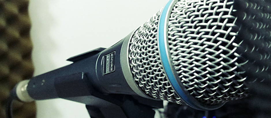Tribute To My First Microphone