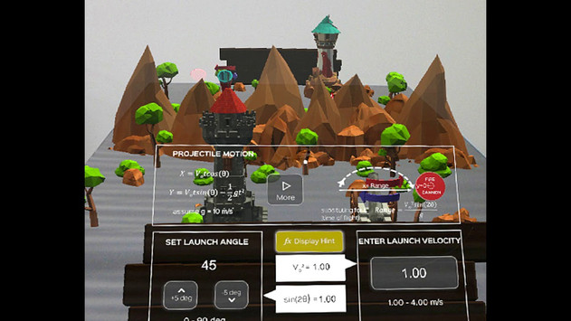 Tower Blast  (Microsoft Hololens App)