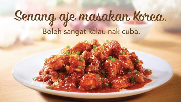 Maggi - Ayam Bulgogi (Online)