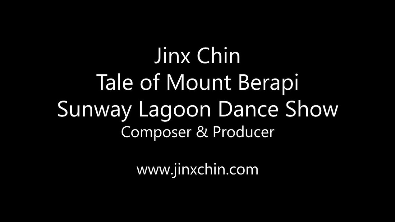 Sunway Lagoon - Tale of Mount Berapi (Malaysia)