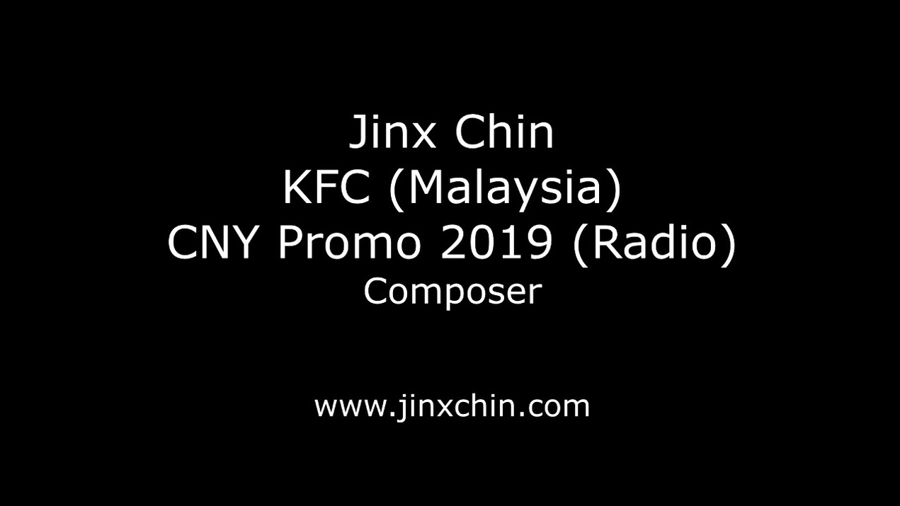 KFC CNY Promo