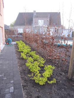 tuin met plaats voor kinderen
