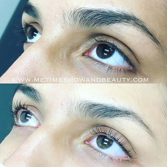 Lash lift and tint ✨ #ilovewhatido #eyes