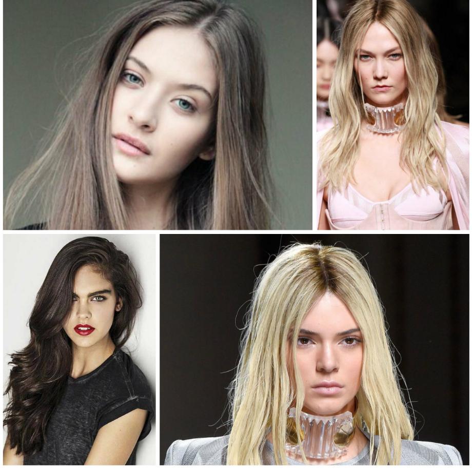 Νέες τάσεις σε χρώματα μαλλιών 2017
