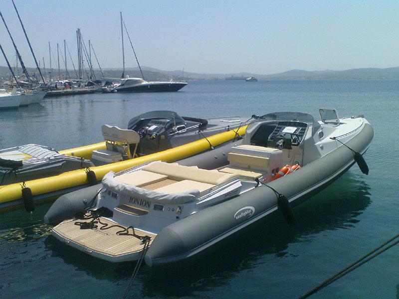 sterndrive σκάφος