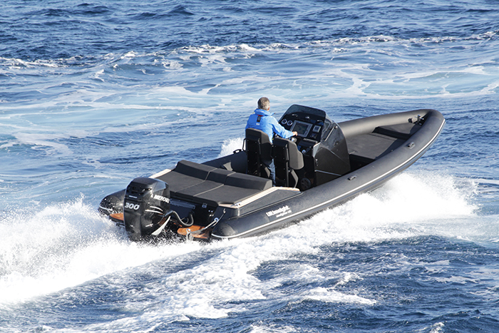 18Delipoulios Marine Seagihter φουσκωτό