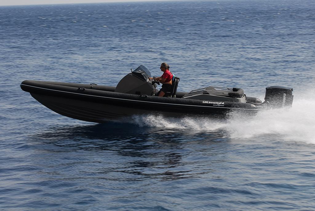 9Delipoulios Marine Seagihter φουσκωτό u
