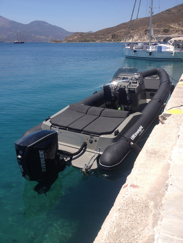 3Delipoulios Marine Seagihter φουσκωτό u
