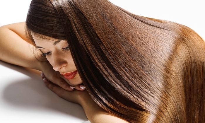 Υπηρεσίες κομμωτηρίου Manos Hair