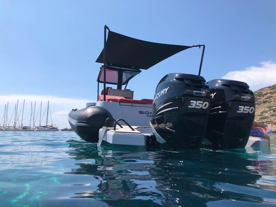 seafighter shadow 36 φουσκωτό σκάφος 000
