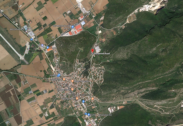 flexi wheels σημείο στο google maps χάρτ