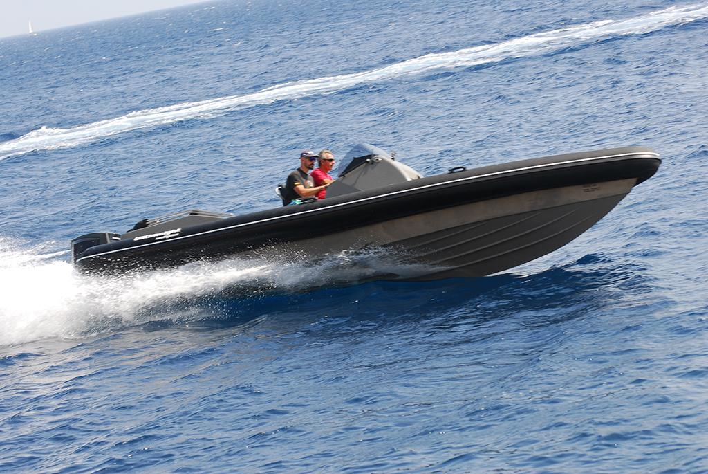 8Delipoulios Marine Seagihter φουσκωτό u