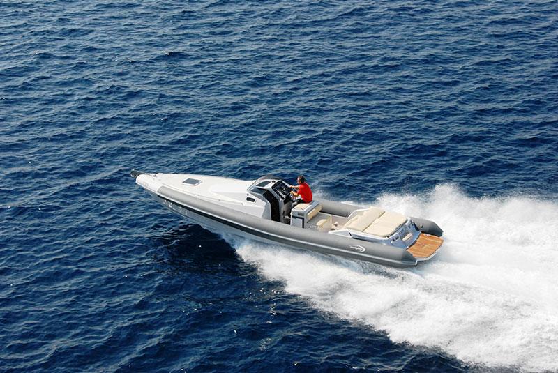 seafighter sterndrive