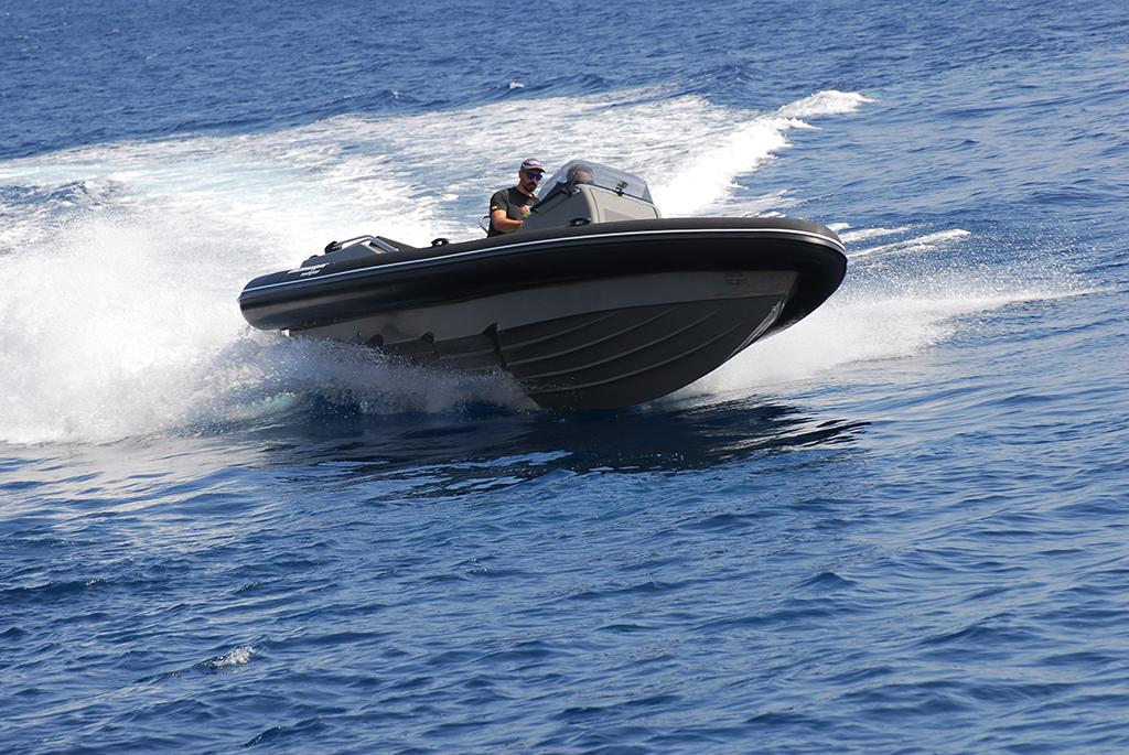7Delipoulios Marine Seagihter φουσκωτό u