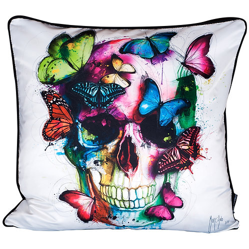 Patrice Murciano Soul's Colours Feather Filled Cushion