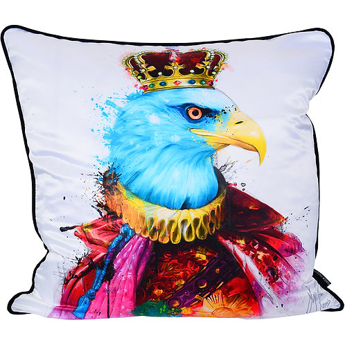 Patrice Murciano Eagle Royal Luxury Filled Feather Cushion