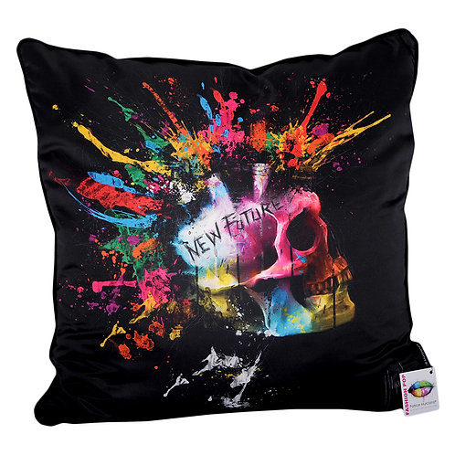 Patrice Murciano New Future Feather Filled Cushion