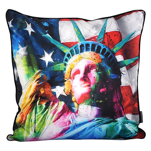 Patrice Murciano Liberty Feather Filled Cushion