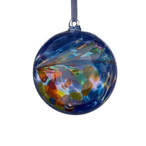 Friendship Ball 10cm - Primary Blue