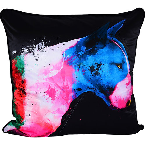 Patrice Murciano Bull Pop Feather Filled Cushion