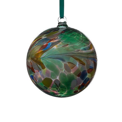 Friendship Ball 10cm - Primary Green