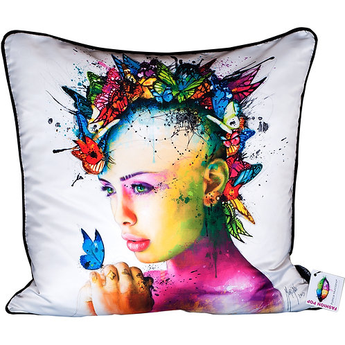Patrice Murciano Power of Love Feather Filled Cushion