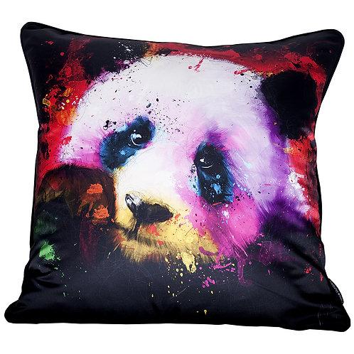 Patrice Murciano Panda Luxury Filled Feather Cushion