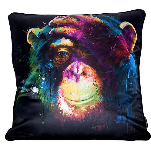 Patrice Murciano Darwin Preoccupations Feather Filled Cushion