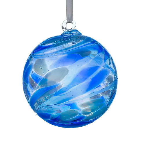 Friendship Ball 10cm - Sapphire