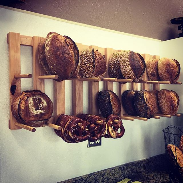 Loaf the Way This Rack Turned Out