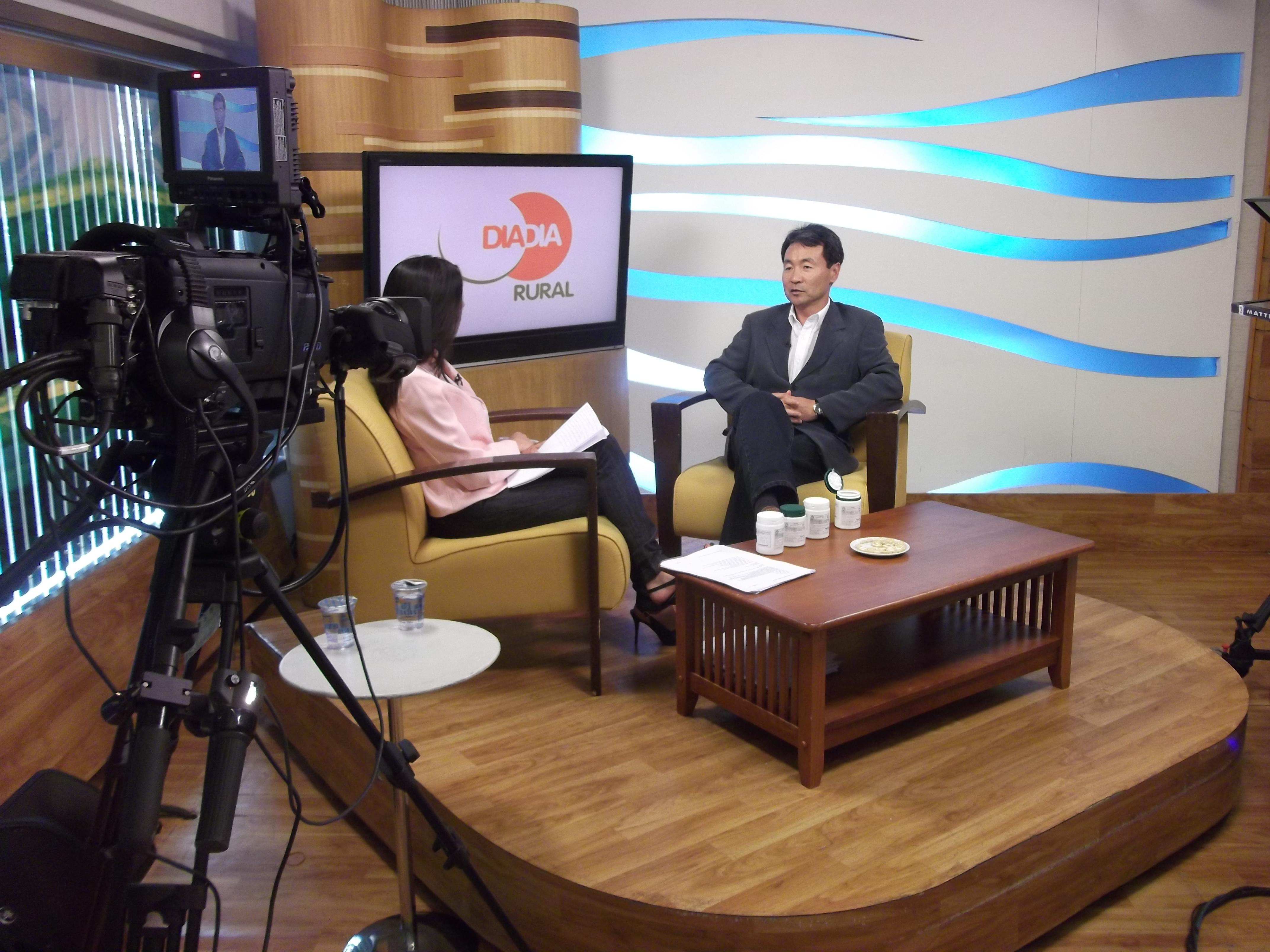 Entrevista Programa Terra Viva