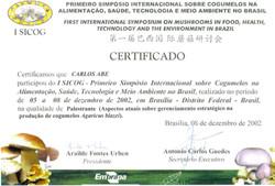 Certificado I Sicog
