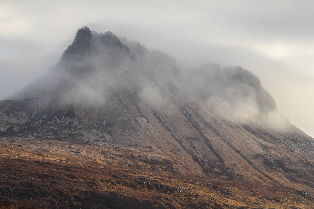 This iconic little peak is one of Scotland's most spectacular mountains despite its diminutive size